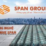 Sàn bóng Span | Công nghệ sàn nhẹ trong xây dựng